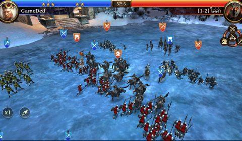 เตรียมพบศึกเดือดแห่งมหาอาณาจักร Iron Throne เกมส์มือถือใหม่แนวกลยุทธจาก Netmable