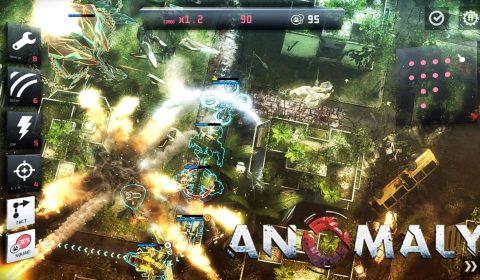 [มือถือ-PC] สุดมันส์! เกมป้องกันฐานแนวใหม่ Anomaly