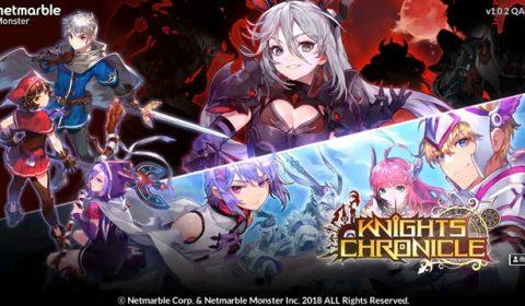 (รีวิวเกมมือถือ) Knights Chronicle มหาศึกอัศวินกับเกมเทิร์นเบสสไตล์อนิเมะ!