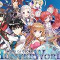 (รีวิวเกมมือถือ) Hunter World เกม ARPG เนื้อเรื่องสไตล์มังงะภาพสวย