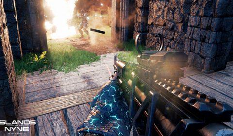 Islands of Nyne เกมส์ออนไลน์แนว Battle Royale ในสไตล์ล้ำยุคเตรียมเปิดให้ทดสอบบน Steam เร็วๆ นี้