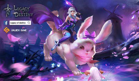 เตรียมพบ Legacy of Destiny เกมส์มือถือใหม่แนว MMORPG น่าเล่นเร็วๆ นี้