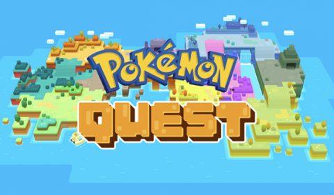 Pokemon Quest ดินแดนแห่งใหม่ของเหล่าโปเกม่อน พร้อมเปิดให้บริการทั่วโลกวันนี้ทั้ง iOS และ Android