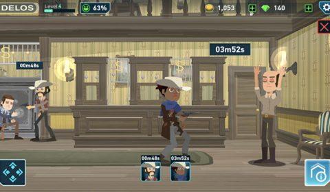 Westworld เกมส์มือถือใหม่จากทีวีซีรี่ย์กระแสแรงทางช่อง HBO สร้างสวนสนุกยุคคาวบอยได้แล้ววันนี้ทั้ง iOS และ Android