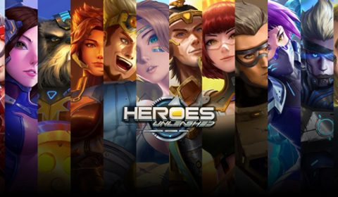 Heroes Unleashed ปลดปล่อยฮีโร่ในตัวคุณ  มันส์พร้อมกันทั่วโลก 14 มิ.ย. นี้
