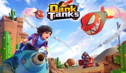 [เกมมือถือ]มาใหม่! เกมรถถังสุดระห่ำ Dank Tanks