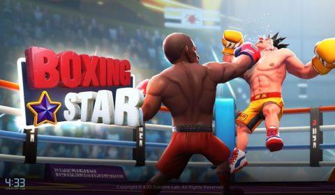 [รีวิวเกมมือถือ] ตะบันกันให้สะใจ Boxing Star เกมชกมวยที่มันส์ที่สุดในมือถือ