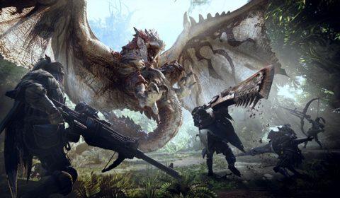 อย่ารอช้า Monster Hunter: World เวอร์ชั่น PC เตรียมเปิดให้บริการเดือนหน้า เปิดให้ซื้อล่วงหน้าแล้ววันนี้บน Steam
