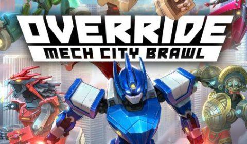 Override Mech City Brawl เกม PC หุ่นสู้รบแบบ PVP เตรียมเปิด Closed Beta เดือนสิงหาคม 2018 นี้