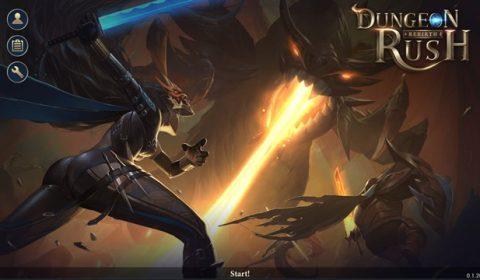 (รีวิวเกมมือถือ) Dungeon Rush: Rebirth เกม RPG ผสม IDLE ธีมตะวันตก