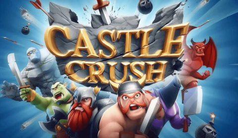 [รีวิวเกมมือถือ] ถล่มไม่ยั้ง Castle Crush ศึกจอมทัพพิชิตปราสาท