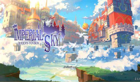 (รีวิวเกมมือถือ) Imperial Sky เกม RPG บริหารเมืองด้วยเนื้อเรื่องสไตล์ไลท์โนเวลสุดฮา!