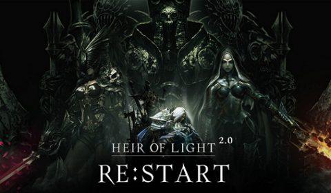 Heir of Light ปล่อยอัพเดตใหม่ ใหญ่กว่าเดิม เพิ่มเติมคือแจกเยอะมากกกก!!