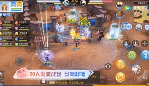 น่าเล่นอะไรเบอร์นั้น Ragnarok Online: Love At First Sight เกมส์มือถือเวอร์ชั่นใหม่ จากฝีมือการพัฒนาของ Tencent Games