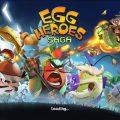 [รีวิวเกมมือถือ] สงคราสามก๊กไข่สุดกวน Egg Heroes saga