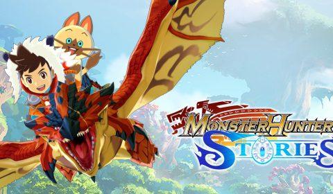 [How to play] มาเปิดโลกผจญภัยใน Monster Hunter Stories