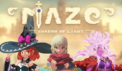ดาวน์โหลดฟรี! Maze Shadow of Light เกมมือถือ action mobile RPG  เปิดตัวพร้อมกันทั่วโลกแล้ว ทั้ง iOS และ Android