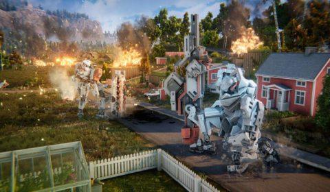 เตรียมพบกับ Phantom Brigade เกมหุ่นยนต์รบ Turn-Based Mech จาก Square Enix