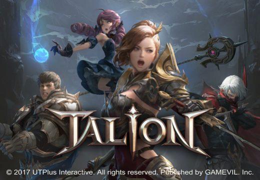 TALION เกม MMORPG ใหม่ล่าสุดจาก GAMEVIL เปิดตัวได้เพียง 3 วัน ผู้เล่นแห่เล่นครึ่งล้าน!