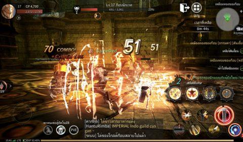 พร้อมให้สัมผัสความมันส์ Talion เกมส์มือถือใหม่แนว MMORPG ฟอร์มยักษ์จาก Gamevil เปิดให้บริการแล้ววันนี้ทั้ง iOS และ Android