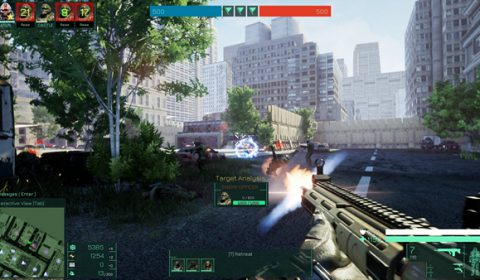 น่าสนใจใช่เล่น EXIMIUS: Seize The Frontline เกมส์ออนไลน์ใหม่ลูกผสม FPS และ RTS จากผู้พัฒนาชาวมาเลเซีย
