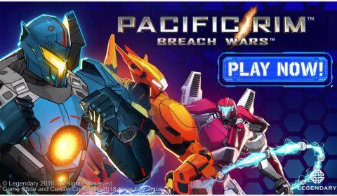 [รีวิวเกมมือถือ] สงครามไคจูในรูปแบบใหม่กับ Pacific Rim Breach Wars