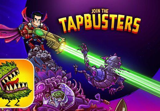 [เกมมือถือ]เกมนักล่ารางวัลอวกาศ Tap Busters: Galaxy Heroes
