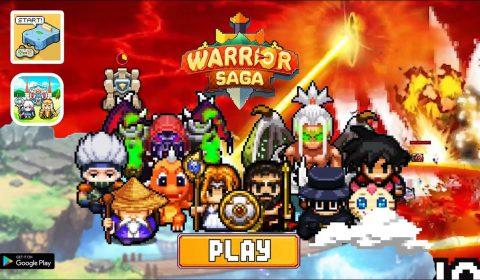 [รีวิวเกม] Warrior Saga เกม RPG สไตล์ 8 Bit สุดคลาสสิค