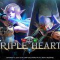 (รีวิวเกมมือถือ) Triple Hearts เกมกลยุทธ์บนมือถือ เล่นง่าย ดวลได้ทั้งโลก