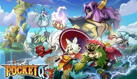 (รีวิวเกมมือถือ) Pocket Q3 – Hello Monsters! ตะลุยแดนมอนสเตอร์กับเกม RPG สุดน่ารัก