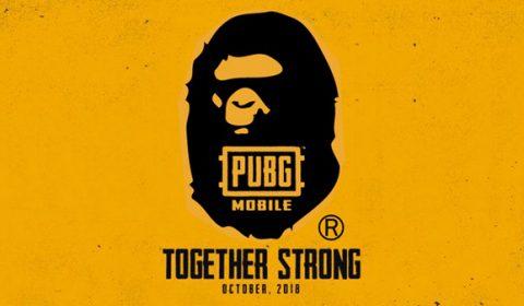สั่นสะเทือนทั้งโลก เมื่อ PUBG MOBILE จับมือกับ A BATHING APE® มอบสุดยอดความพิเศษให้แฟนเกมทั่วโลก
