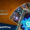 Hearthstone เปิดตัวหลังการ์ดสุดเอ็กซ์คลูซีฟพร้อมแพ็คการ์ด 10 ซองเป็นของขวัญพิเศษภายในเกมให้แก่ผู้ถือตั๋ว BlizzCon Virtual 2018!