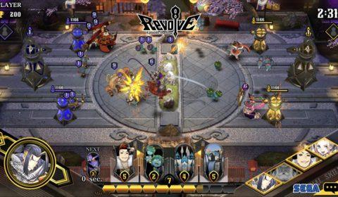 SEGA เปิดตัวเกมส์มือถือใหม่ Revolve8 แนว RTS โดยทีมพัฒนามือเก๋าจากเกมส์ Castlevania และ Yakuza เข้าไปลงทะเบียนล่วงหน้าได้เลยวันนี้
