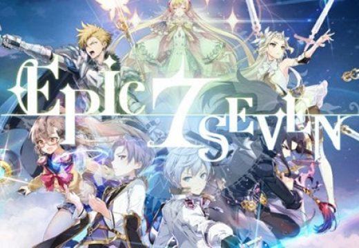 Epic Seven เกมส์มือถือใหม่สไตล์ anime RPG เปิดให้ลงทะเบียนล่วงหน้าเซิร์ฟเวอร์ Global แล้ววันนี้