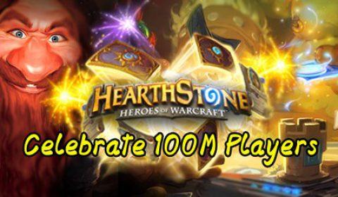 จากศูนย์สู่ร้อยล้าน Hearthstone ฉลองความสำเร็จอย่างยิ่งใหญ่ไปกับผู้เล่น 100 ล้านคนทั่วโลก!