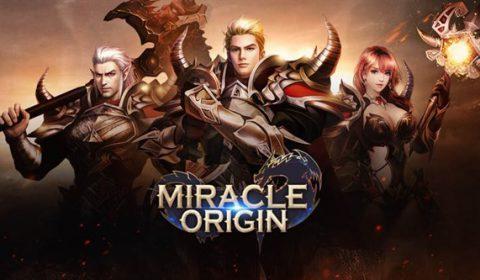 (รีวิวเกมมือถือ) Miracle Origin เกมแนว ARPG ออโต้สไตล์ธีมเทพ!
