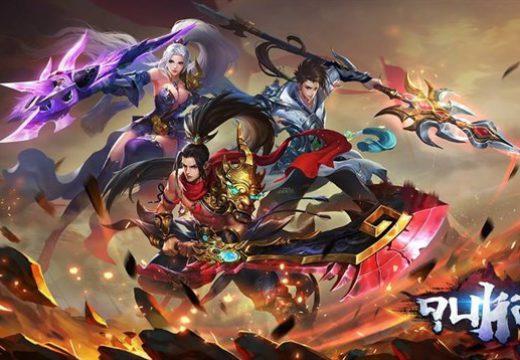 (รีวิวเกมมือถือ) คุนหลุน เกม MMO จีนขั้้นเทพที่มาแรงที่สุด!