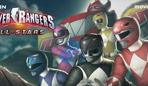 (รีวิวเกมมือถือ) Power Rangers: All Stars รวมพลขบวนการ 5 สีครบทุกซีรี่ย์