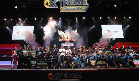 บทสรุปงานเกมสุดมันส์ส่งท้ายปี Extreme Games 2018: Game On