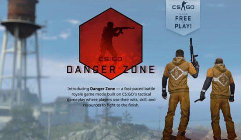 """(รีวิวเกม PC) CS:GO เพิ่มโหมด Battle Royale พร้อมเล่น """"ฟรี!"""""""