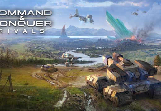 [รีวิวเกม]ผ่าสมรภูมิ Command & Conquer: Rivals PVP ลงสโตร์ไทยแล้ววันนี้!