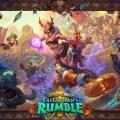 ได้เวลาของศึกตะลุมบอนที่ทุกคนรอคอย! Rastakhan's Rumble™  เปิดให้เล่นอย่างเป็นทางการแล้วใน Hearthstone™