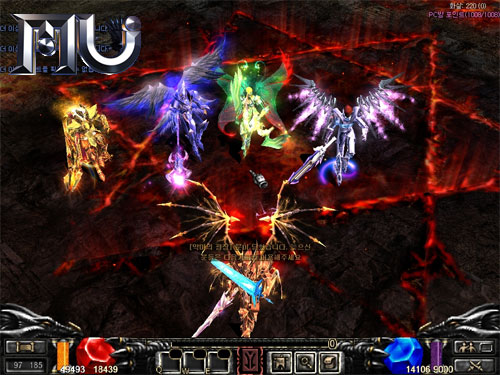 MU Online เกม mmorpg สุดเจ๋งในปี 2000