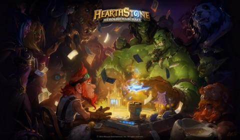 Hearthstone สุดยอดการ์ดเกมส์จาก Blizzard เตรียมเปิด OBT ต้นปีหน้า