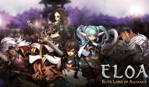 Elite Lord of Alliance เกมส์ออนไลน์ใหม่ประเดิมต้นปี Netmable