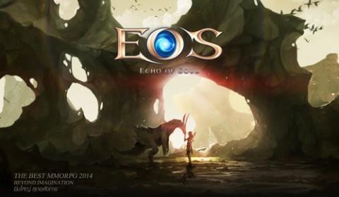 TDP ประกาศเปิดตัวอย่างเป็นทางการ Echo of Soul (EOS) เกมเมอร์ไทยรอเล่นอีกไม่นาน