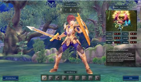 Fantasy Frontier แนะนำตัวละครทั้ง 8 และการสร้างตัวละครสุดหลากหลาย