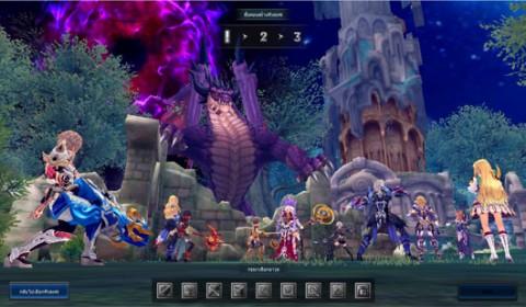 Fantasy Frontier จุดเริ่มต้นของการเดินทางที่สุดแสนจะแฟนตาซี