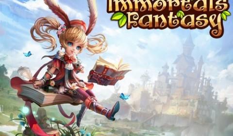 Immortals Fantasy เกม Next-Gen บู๊ล้างผลาญ บนมือถือเร็วๆ นี้