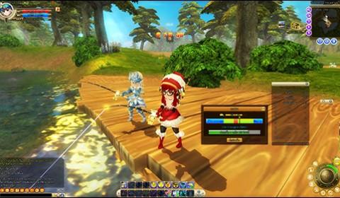 Fantasy Saga เผยข้อมูลระบบกิจกรรม ราชานักตกปลา